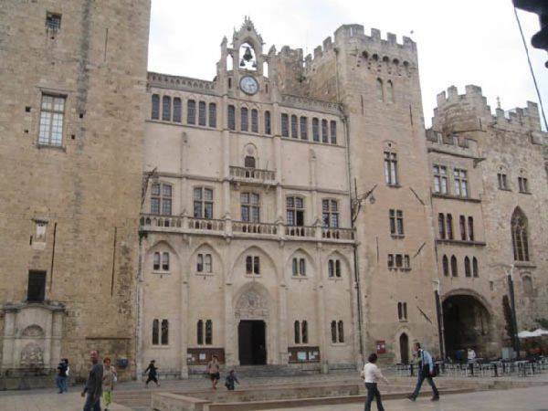 Narbonne - Popes Palace